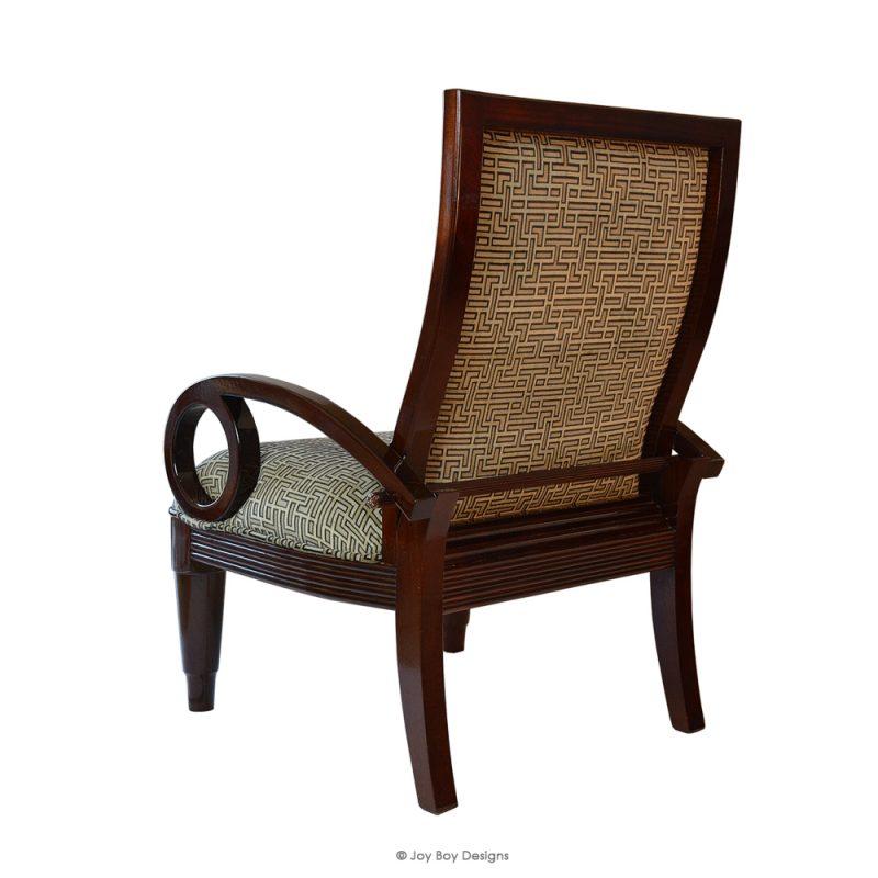 Camden Occasional Chair rear